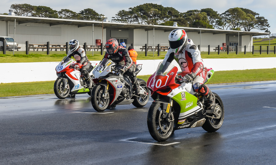 2017 Pirelli Motul VRRC Rd 3, Phillip Island: 26 & 27 August. The Bears are racing on Sunday.